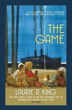 LAURIE R. KING _ THE GAME __ BRAND NEW ____ FREEPOST UK