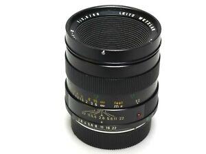 Leica Macro-Elmarit-R 60mm F/2.8 2CAM