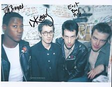 Dead Kennedys Signed Autographed 8x10 Photo by 3 East Bay Ray DH Klaus B
