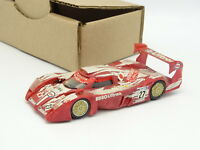 Provence Moulage Kit Montado SB 1/43 - Toyota TS020 Nº27 Le Mans 1998