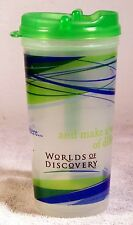 Worlds of Discovery Drink Cup- Just Start Somewhere & Make a World of Difference