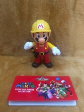 "Super Mario 5"" Grand Format Action Figure-Super Mario Maker-New & Sealed"