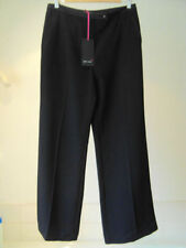 Marks and Spencer Mid Tailored Loose Fit Trousers for Women