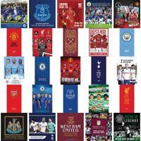 2021 Premiership Football Calendar Diary Xmas Stocking Fillers - Huge Choice