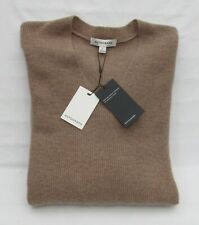 LADIES MARKS AND SPENCER AUTOGRAPH SPICE WOOL JUMPER WITH CASHMERE SIZE L