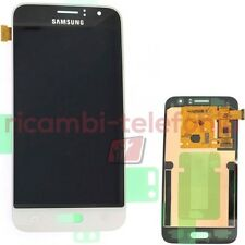 vetro touch originale Samsung J120F Galaxy J1 2016 bianco schermo LCD display