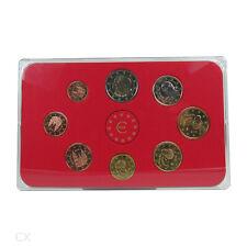 *** EURO KMS SPANIEN 2014 mit 2 Euro Münze Thronbesteigung Felipe Kursmünzensatz