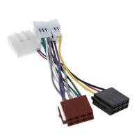 Adaptateur stéréo pour faisceau de câbles ISO pour Master Renault 3