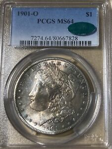 1901-O PCGS/CAC MS64 Morgan Silver Dollar