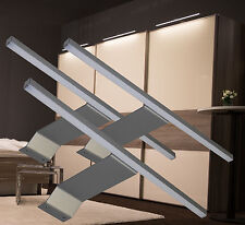 LED Aufbauleuchte Alu Schrankbeleuchtung Möbelleuchte +Trafo Helitec Mod.2515-16