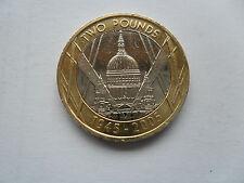 2005 £2 COIN UK TWO POUNDS ST PAULS WW WORLD II WAR BLITZ SEARCHLIGHT BIMETALLIC