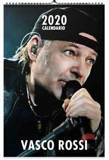 Vasco Rossi Calendario Da Parete 2020 BYBLOS