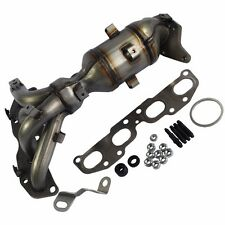 With Catalytic Converter Exhaust Manifold New For Nissan Altima 2007-2013 2.5L