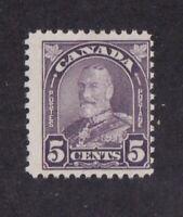Canada stamp #169a, MNHOG, Rotary, SCV $20.00