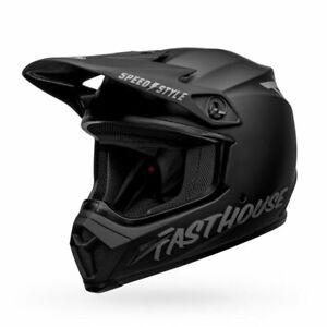 BELL 2021 MX-9 Mips Fasthouse Helmet Off-Road/MX/ATV/Motocross/Dirt Bike 713332*