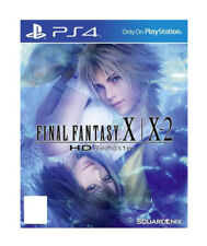 Final FANTASY x/x-2 HD Remaster ps4 (Sony Playstation 4, 2015) NUOVO OVP