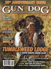 Gun Dog Magazine Tumbleweed Lodge Ireland's Red and White Setter Anniversary