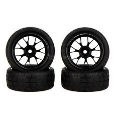 High Quality 4X 1/10 Rally Car Wheel Rim+Tire 20101 fr Traxxas HSP Tamiya RC