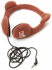 Neff Animal Bear Headphones Furry Earmuffs