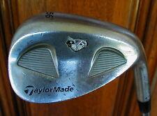 TaylorMade TP RAC Satin Wedge 56* 56.12 Steel Shaft Wedge flex