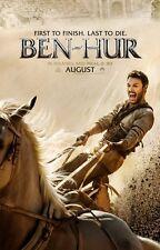 Ben-Hur - original Ds movie poster - 27x40 D/S Advance