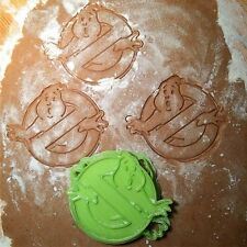 Ghost Busters Cookie Cutter ghostbusters cookiecutter Plastic 3d printed (PLA)