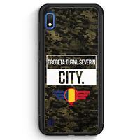 Drobeta Turnu Severin City Camouflage Rumänien Silikon Hülle für Samsung Gala...