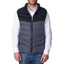 AlpineSwiss Mens Lightweight Down Puffer Vest Insulated Padded Sleeveless Jacket