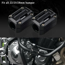 22/25/28mm Engine Protect Guard Bumper Block For Triumph Kawasaki Benelli Ducati