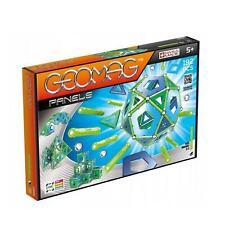 Blocs magnétiques Geomag Panels 192 éléments GEO-464