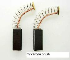 Pair 12mm x 5mm x 5mm Carbon Brushes Repairing Part for Generic Electric Motor