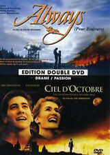 """2 DVDs Spielberg """"ALWAYS"""" +""""OCTOBER SKY""""  DVD  £ 1.50 UK Post"""