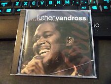 LEGENDS OF SOUL by LUTHER VANDROSS, 2 CD Set 2005 TIME LIFE / SONY MUSIC)