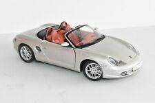 AUTOart Porsche Boxter S Silber 1:18/fach s3