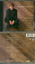 CD - ELTON JOHN : LOVE SONGS BEST OF / SES PLUS BELLES CHANSONS D' AMOUR
