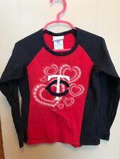 Girls Minnesota Twins long sleeve T-Shirt size 6/6x