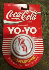 Coca Cola Vintage Jack Russell Special Spin Coke Yo-Yo 1989 Professional