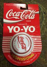 Coca Cola Vintage Jack Russell Special Spin Coke Yo-Yo 1989 Professional