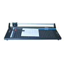 24 Rotary Paper Trimmer Portable Sharp Photo Paper Cutter Machine Usa