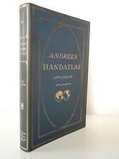 Andrees Hand-Atlas, 8. Auflage (1924), 228 Haupt-und 215 Nebenkarten