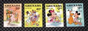 Grenada 1041-1044 Disney Easter MNH