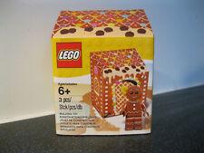 Lego Gingerbread Man Minifigure Set Brand New 5005156