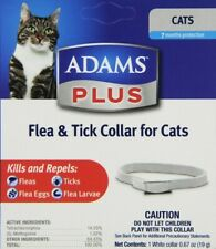 Adams Plus Flea and Tick Collar for Cats - 2 Pack of 7 Month Protection