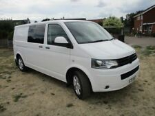 Volkswagen Crew Cab Automatic Commercial Vans & Pickups