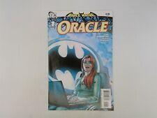 Bruce Wayne: The Road Home: Oracle #1 DC Comics 2010 FN
