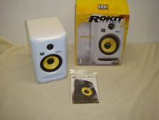 KRK ROKIT 5 GEN 3 POWERED STUDIO MONITOR RP5G3W -LOOK!