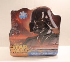 Star Wars Darth Vader Collectors Jigsaw Puzzle in Metal Tin 1000 Pieces NEW