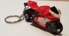 Hotwheels ducati 1199 panigale keyring diecast car