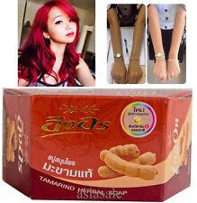 85 G.TAMARIND HONEY Whitening Soap Skin Lightening with in 7 day, Anti Acne THAI