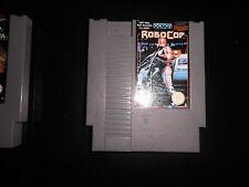 Nintendo Nes-Robocop-CART